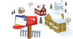 CHRISTMAS (USPS): 2012 holiday mail and shipping dates for military mail. #military support www.operationwearehere.com