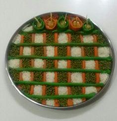 Diwali Decorations At Home, Indian Wedding Decorations, Festival Decorations, Flower Decorations, Arti Thali Decoration, Diwali Diy, Flower Rangoli, Tray Decor, Diy For Kids