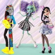 Take a look at the Mattel Doll Collection event on #zulily today!