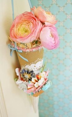 DIY Mother's Day : DIY Happy May Day