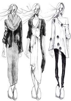 Sophie MacKay: fashion