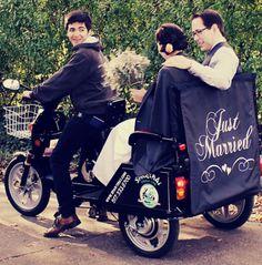 Pedicab cuteness