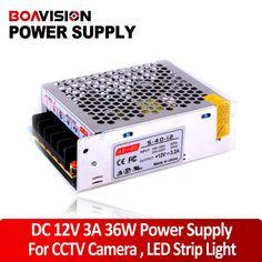 $9.43 (Buy here: https://alitems.com/g/1e8d114494ebda23ff8b16525dc3e8/?i=5&ulp=https%3A%2F%2Fwww.aliexpress.com%2Fitem%2F12V-3A-36W-AC-220V-Input-Switch-Power-Supply-Driver-For-LED-Strip-light-Camera-Power%2F559395155.html ) 12V 3A 36W AC 220V Input Switch Power Supply Driver For LED Strip light/Camera Power Supply for just $9.43