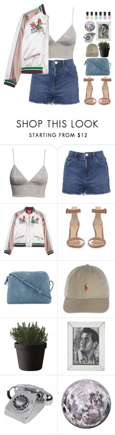 """""""rant: ableist slurs and triggers"""" by lanadelnotyou ❤ liked on Polyvore featuring H&M, Topshop, Gianvito Rossi, The Row, Muuto, Seletti and Deborah Lippmann"""