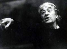 masterful Sergiu Celibidache