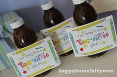Easy Teacher Appreciation Gift at happyhomefairy.com