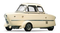 1958 Rollera - micro car Inter 175A Berline ...