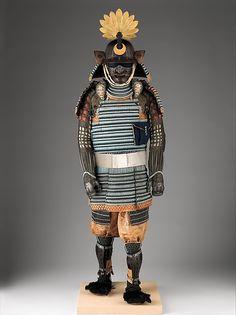 Armor (Gusoku)   Japanese   The Met