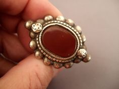 Another view of the same afghani ring ...