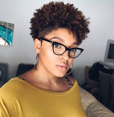 50 Easy Hairstyles For Black Women, Peinados, 50 Easy Hairstyles For Black Women Hair can make you look younger—or older. Choose one of these 50 easy hairstyles approved by hairstylists to rock . Short Curly Hair, Short Hair Cuts, Curly Hair Styles, Black Women Hairstyles, Braided Hairstyles, Twa Hairstyles, Amazing Hairstyles, African Hairstyles, Latest Hairstyles