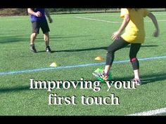 The Five Fundamental Soccer Moves and the Footwork Behind Them - YouTube