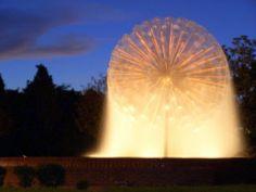 dandelion fountain Houston