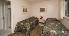 The Select level of accommodations at Redwood Christian Park.  #redwoodchristianpark