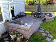 76 Stunning Backyard Patio Ideas Pavers Walkways 21