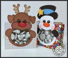 Treasure Box Christmas Boxes