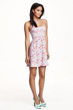 Vzorované šaty | H&M