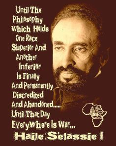 haile selassie quotes on religion - Google Search