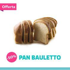 Offerta - Pan Bauletto -50% 1,75€ al pezzo :-)  http://sglutinati.it/pane/pan-bauletto-ai-semi.html  Scopri la bontà firmata Gaia - Galbusera! Il pan bauletto Semi è un pane scuro, morbido e già tagliato. E' ricco di omega 3 e omega 6, con i suoi semi di zucca e di girasole, la miscela di legumi e cereali naturalmente privi di glutine l'aggiunta di olio extra vergine di Oliva italiano. #senzaglutine #glutenfree #celiachia #sglutinati