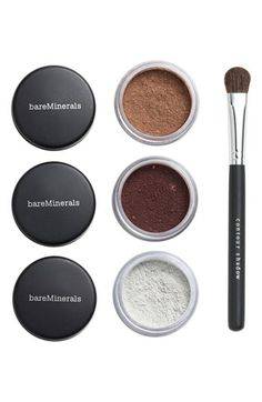 bareMinerals® 'Bare Basics' Eyeshadow Collection (Limited Edition) ($56 Value) available at #Nordstrom