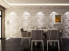 O 3D Board é um novo tipo de material de decoração para interiores. Moderno e simples, a sua composição é totalmente natural e ecologicamente correta: fibras vegetais processadas mecanicamente sem utilização de químicos nocivos à saúde. O design é inspirado em obras artísticas criando ambientes vivos de texturas atraentes e cores variadas. 3D Board pode …