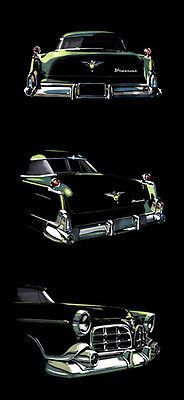 1955 Chrysler Imperial - Promotional Advertising Poster