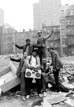 bronx hip hop 1970