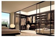 Walk In Closet Design, Bedroom Closet Design, Closet Designs, Wardrobe Design, Modern Luxury Bedroom, Luxury Bedroom Design, Luxurious Bedrooms, Interior Design, Trendy Bedroom
