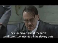 Birth Certificates are discovered