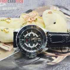 Fashional Sport Automatic Winner Watch J190 – Male Stainless Steel Skeleton Auto Mechanical Watches Leather Wristwatch.