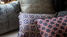 #cushions by Le Monde sauvage