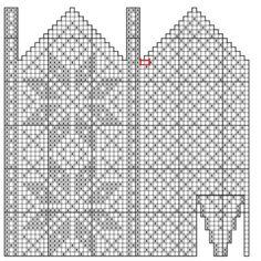 Bilderesultat for strikke diagram Crochet Mittens Free Pattern, Fair Isle Knitting Patterns, Knit Mittens, Knitting Charts, Knitting Stitches, Mitten Gloves, Knitting Socks, Yarn Projects, Knitting Projects