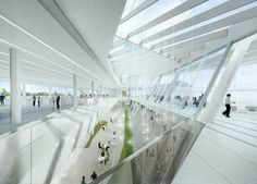 Kaohsiung-Port-and-Cruise-Terminal-Design-Interior