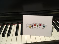 A personal favourite from my Etsy shop https://www.etsy.com/uk/listing/613814883/happy-birthday-musical-button-card
