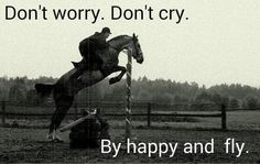 Rider Quotes, Horse Quotes, I Want To Cry, Motto, Of My Life, Animals And Pets, Life Lessons, No Worries, Equestrian