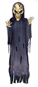 Flying Nightmare Reaper Hanging Prop 12ft - 324699 | trendyhalloween.com #halloween #halloweenprops #halloweendecorations #reaper #reaperprop