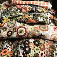 Sophie Digard scarves :: Scarlet Jones