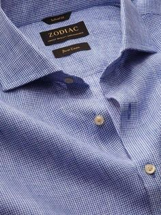 Buy from the wide range of white shirts, formal shirts, business shirts, linen shirts online for office and causal outing for men.Buy branded casual shirts for men in India from Zodiac Online Store. We provide wide range of shirts like kenton check shirt Buy Shirts, Cool Shirts, Mens Tailor, Bespoke Shirts, Blue Suit Men, Formal Shirts For Men, Herren Outfit, Tailored Shirts, Latest Mens Fashion