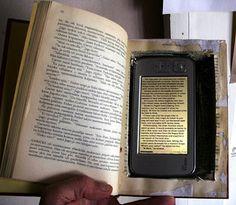 SOY BIBLIOTECARIO: Razones para elegir un libro impreso
