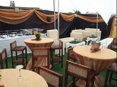 We invaded and ransacked the internet, and put together these lovely traditional African weddings to inspire your decor, and perhaps give you some ideas for a wedding you may be organizing. African Wedding Theme, African Theme, Zulu Traditional Wedding, Traditional Decor, Traditional Dresses, Tent Decorations, Wedding Decorations, Zulu Wedding, Wedding Wows