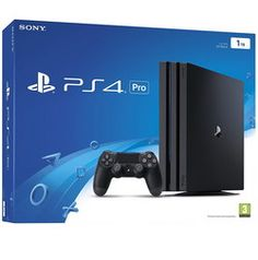 PlayStation 4  PRO  Konsole 1 TB - Schwarz (0711719887157)<br>Beim Großhandel B2B Großhändler kaufen / bestellen