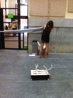 workshop Martini, Madrid, Workshop, Desk, Projects, Furniture, Home Decor, Houses, Log Projects