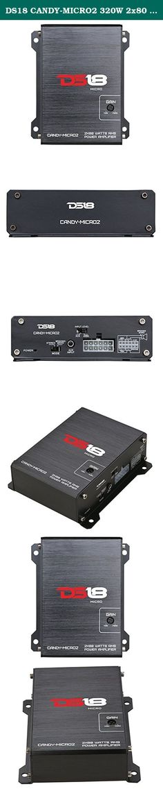 128 Best Dual-channel Amplifiers, Amplifiers, Car Audio, Car