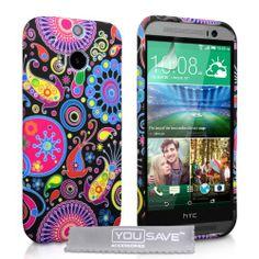 Yousave Accessories The New HTC One M8 (2014) Case Jellyfish Silicone Gel Cover Yousave Accessories http://www.amazon.com/dp/B00JQDWPZ0/ref=cm_sw_r_pi_dp_soPItb1HPP8TBSDQ