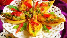 Surinaams eten – Kousenband Toastjes (toastjes met kousenband en omelet)