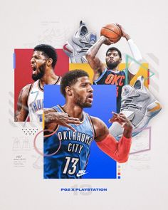 """Inspired by my favorite gaming system and love for video games. Basketball Posters, Basketball Art, Sports Posters, Ad Sports, Sports Art, Sports Brands, Ad Design, Flyer Design, Layout Design"