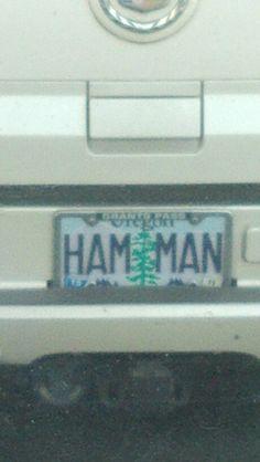 Is this Jim Gaffigan's car?