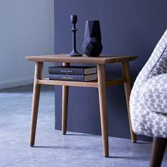 Стол прикроватный Vintage S, teak