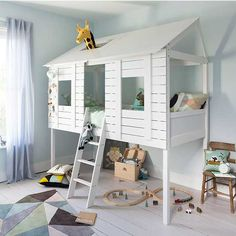 Country style children's beds