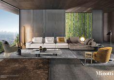Lawrence seating system, Rodolfo Dordoni Design #adv #lawrence #sofa #seatingsystem #rodolfodordoni