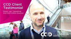 Find out more about DSCOOP's EMEA 2015 Conference and what Peter van Teeseling, Dscoop's EMEA Director thought of Dublin and The Convention Centre Dublin.